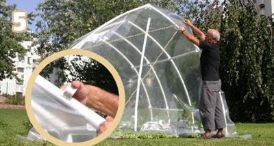 Baukit vendita online serre da giardino for Acquisto piantine da orto online
